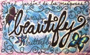 35 Words: Beautify