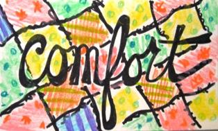 35 Words: Comfort