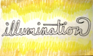 My 35 Words: Illumination