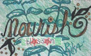 My 35 Words: Nourish