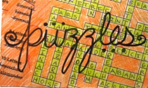 My 35 Words: Puzzles