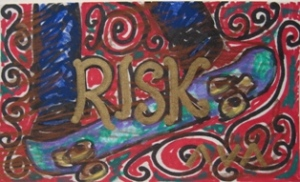 My 35 Words: Risk