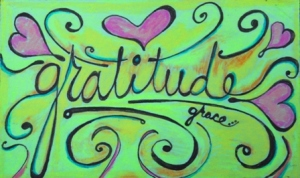 My 35 Words: Gratitude