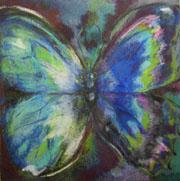 Rachel Heu's Morpho Butterfly1