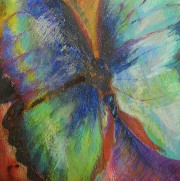 Rachel Heu's Morpho Butterfly2